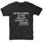 Intelligence Is The Ability Customized Shirts
