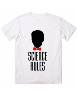 Bill Nye Science Rules Geek Gifts Geek T-Shirts