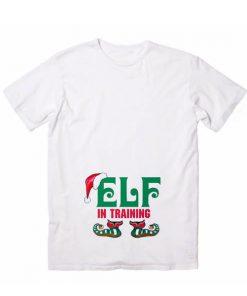 Elf In Training Maternity Shirt