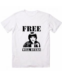 Free Will Byers Funny Quote Tshirts