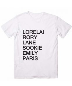Gilmore Girls Funny Quote Tshirts