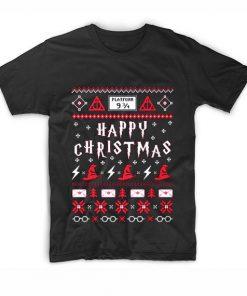 Harry Potter Ugly Christmas T Shirt