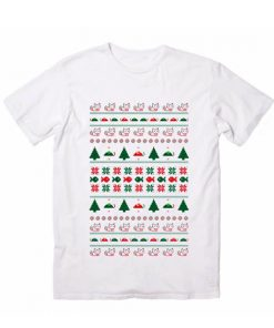Merry Catmas Christmas T-Shirts