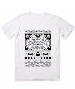 Merry Christmas Ouija Board Christmas T-Shirts