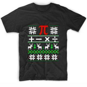 Merry Christmas Pi Christmas T-Shirts