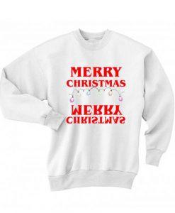 Christmas Stranger Things Ugly Christmas Sweater