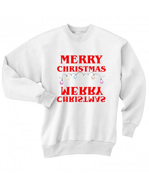 Stranger Things Ugly Christmas Sweater.Christmas Stranger Things Ugly Christmas Sweater