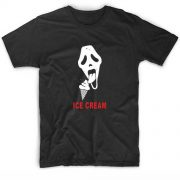 Ice Cream Scream Movie Quote Tshirts