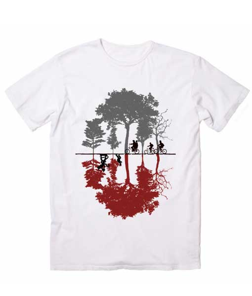 looking for the upside down stranger things school t shirt. Black Bedroom Furniture Sets. Home Design Ideas