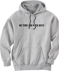 No Time For Fuck Boyz Christmas Hoodie Shirts