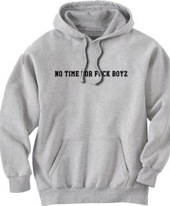 No Time For Fuck Boyz Christmas Hoodie Shirts