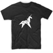 Origami Unicorn Movie Quote Tshirts