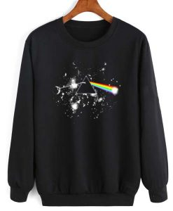 PINK FLOYD x STAR WARS Long Sleeve T-Shirt Nerd Sweater