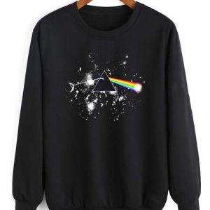 PINK FLOYD x STAR WARS Long Sleeve T-Shirt Nerd Sweater