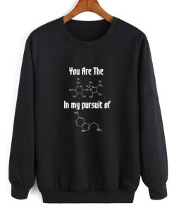 Pursuit of Happiness Long Sleeve T-Shirt Nerd Sweater