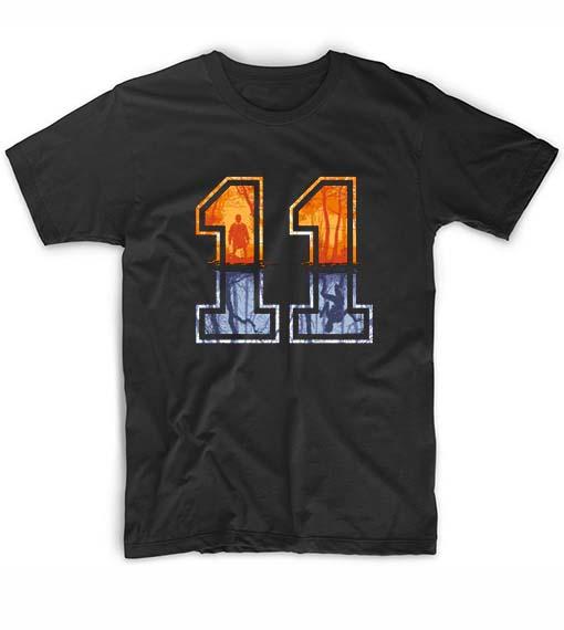 Stranger Things 11 Eleven Custom T Shirts No Minimum