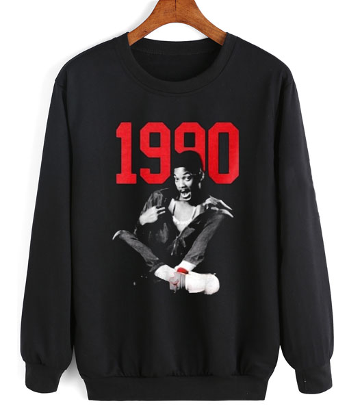 Will Smith Christmas Sweater.Will Smith 1990 Men And Women Sweatshirt Quotes Sweater
