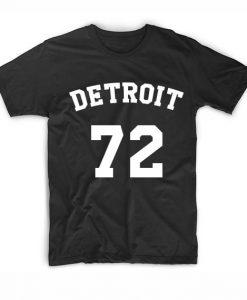 Detroit 72 Men's and Women's sale & outlet t-shirts