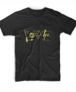 Harry Potter Love Geek T-Shirts