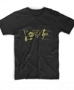 Harry Potter Love Geek T-Shirts