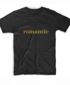 Romantic T Shirt Custom Tees