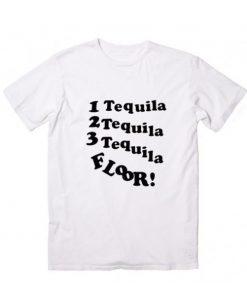 Tequila T Shirt Men and Women Fashion T Shirt
