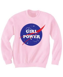 Girl Power Nasa Sweater