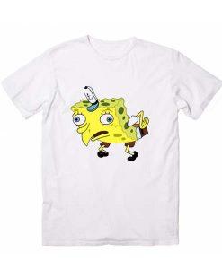 Mocking SpongeBob T-Shirt