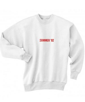 Summer 92 Selena Gomez Sweater