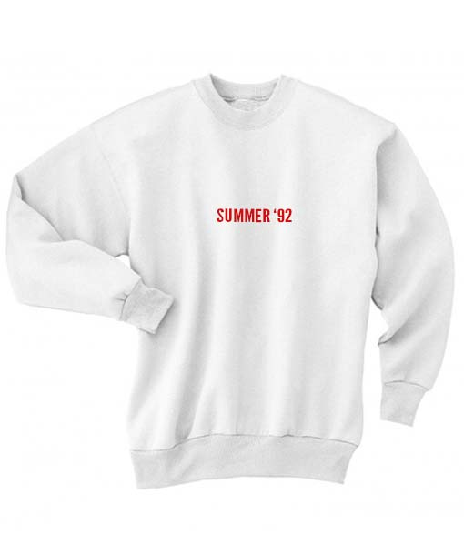 Summer 92 Selena Gomez Sweater