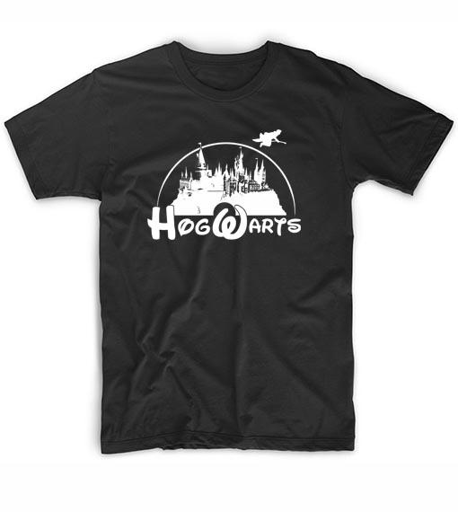 Hogwarts Disney Logo T-Shirt