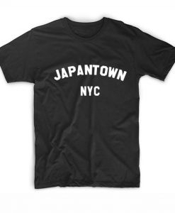 Japantown Nyc Logo T-Shirt