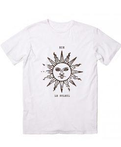 Tarot Card Le Soleil T-Shirt