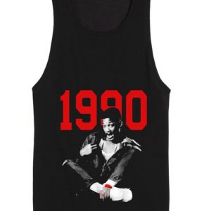 Will Smith 1990 Summer Funny Quote Tank top
