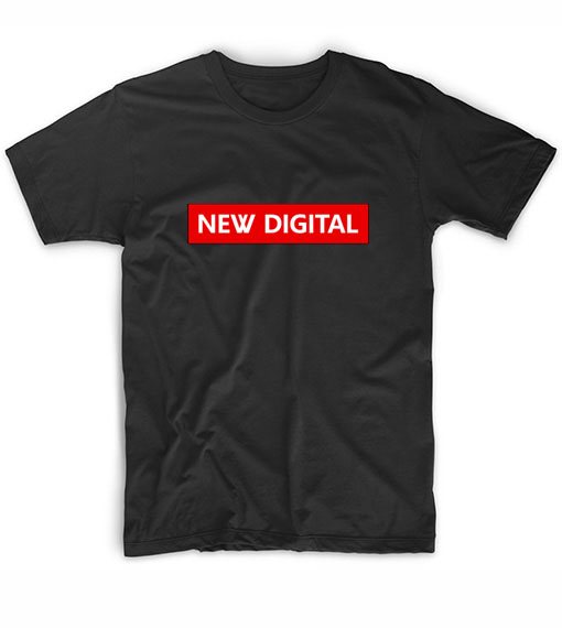 New Digital T-Shirt