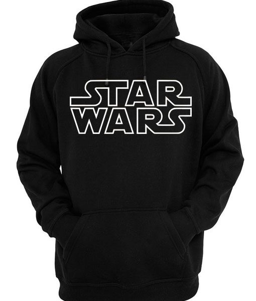 Star Wars Logo Hoodie Men And Women Fashion Hoodie Shirts