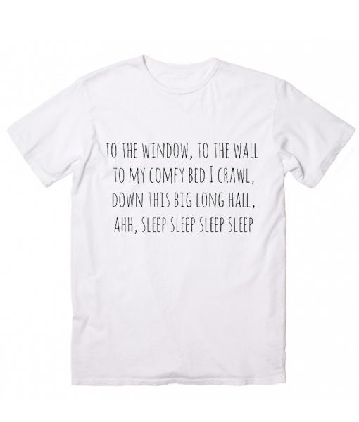 Ah Sleep Sleep Sleep T-Shirt