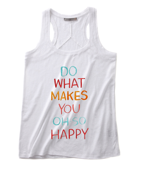 Do What Makes You So Hy Summer Tank