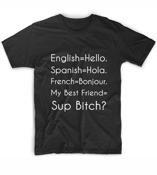 Ways To Say Hello T-Shirt