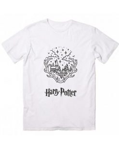 Harry Potter Logo Harry Potter Quotes T-Shirt