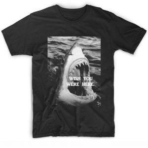 Wish You Were Here Sarcasm T-Shirt