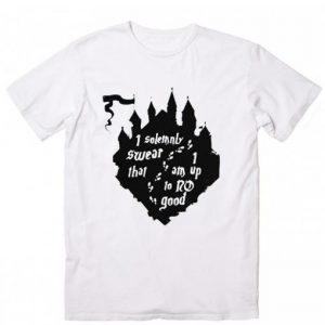 I Solemnly Swear That I Am Up To No Good T-Shirt Harry Potter T-Shirts