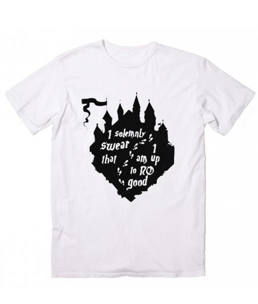 f25d9049d I Solemnly Swear That I Am Up To No Good T-Shirt Harry Potter T-Shirts