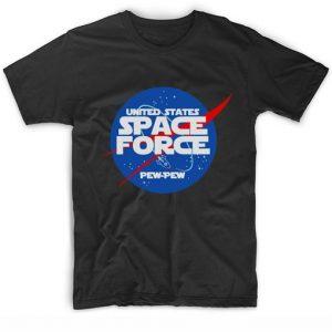 Nasa Space Force T-Shirt