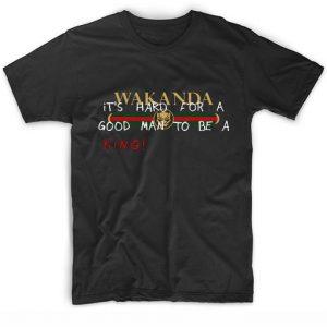 Wakanda Forever T-Shirt