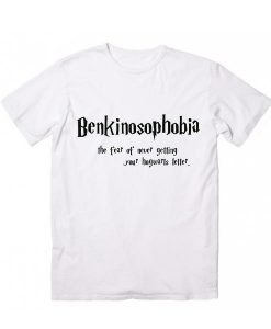 Benkinosophobia T-Shirt