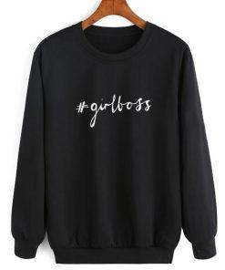 Girl Boss Sweater