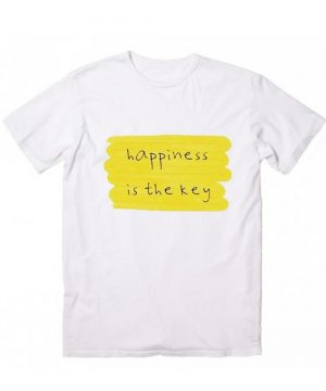 Happiness is The Key T-Shirt
