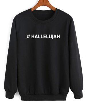 Hashtag Hallelujah Sweater