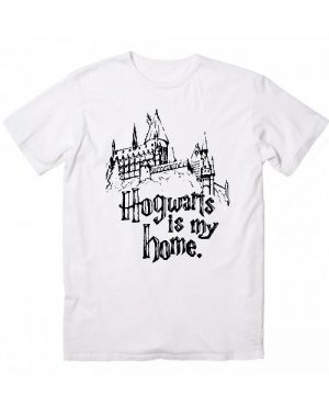 Hogwarts is My Home T-Shirt